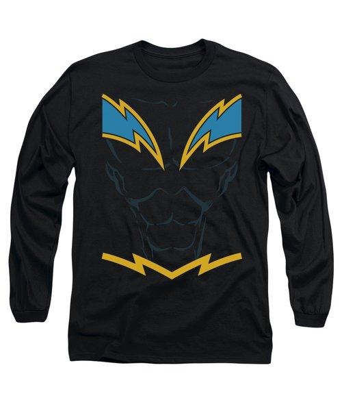 Jla - Black Lightning Long Sleeve T-Shirt