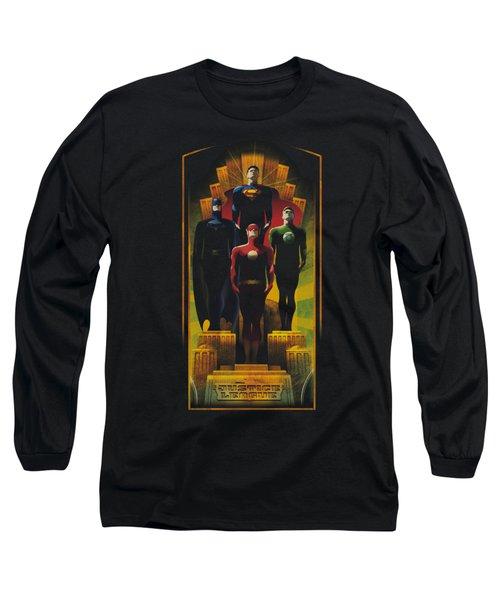 Jla - Deco Long Sleeve T-Shirt
