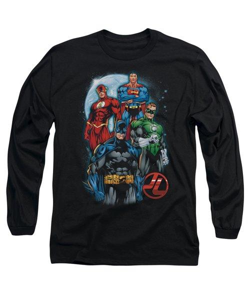 Jla - The Four Long Sleeve T-Shirt