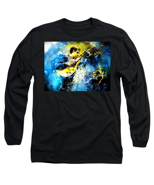 Joe Bonamassa 01 Bis Long Sleeve T-Shirt