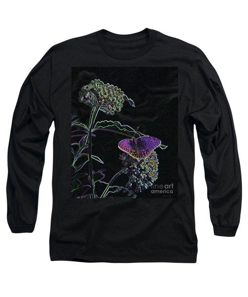 Joe Pye Long Sleeve T-Shirt