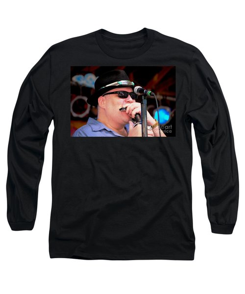 John Popper Long Sleeve T-Shirt