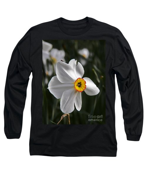 Jonquil Long Sleeve T-Shirt by Judy Via-Wolff
