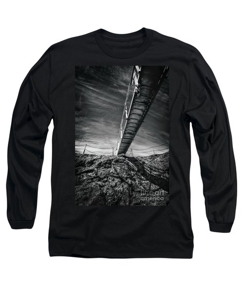 Journey To The Centre Of The Earth Long Sleeve T-Shirt