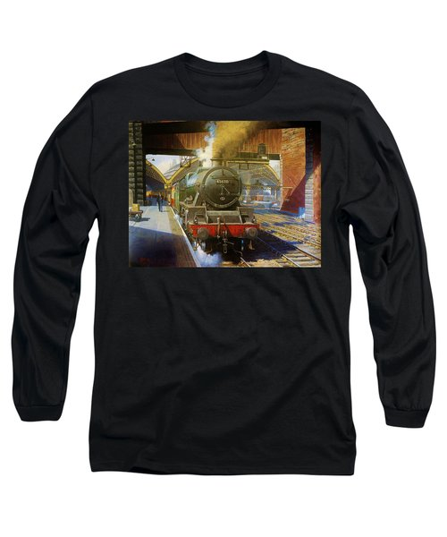 Jubilee 4.6.0 At Liverpool Lime Street. Long Sleeve T-Shirt