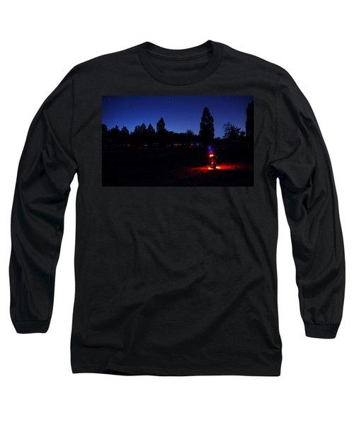 Julian Night Lights 2013 Long Sleeve T-Shirt