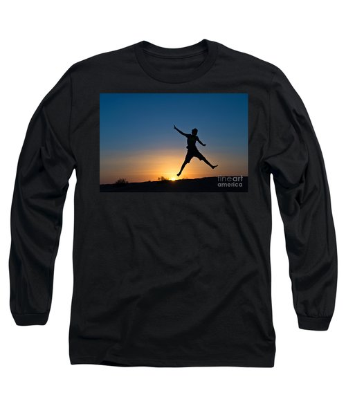 Jump Long Sleeve T-Shirt