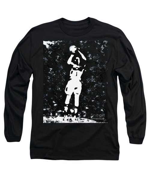 Jump Shot Long Sleeve T-Shirt