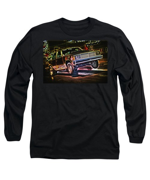 Jumping Chevelle Long Sleeve T-Shirt