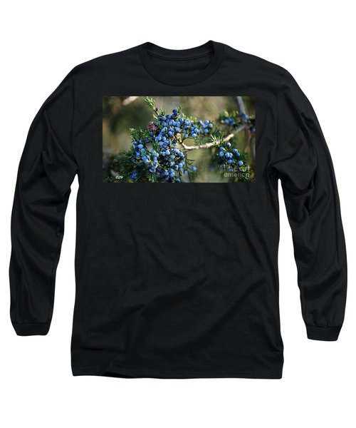Juniper Berries Long Sleeve T-Shirt