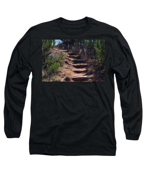 Juniper Ridge Steps Long Sleeve T-Shirt
