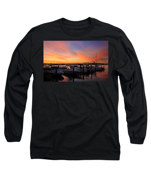 Just Before Dawn Long Sleeve T-Shirt