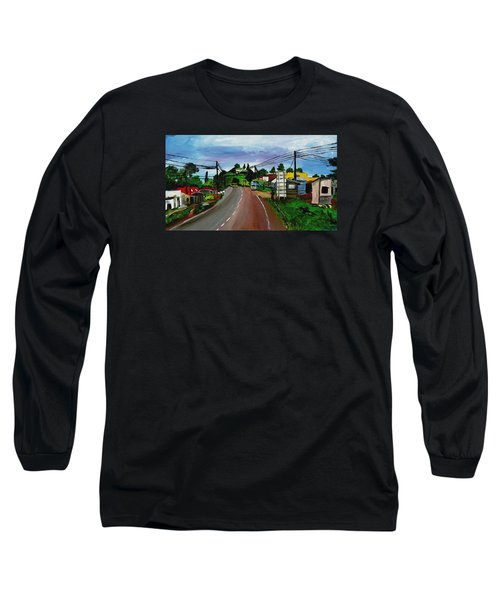 Kaihura Trading Center Long Sleeve T-Shirt