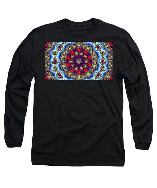 Kaleidoscope 51 Long Sleeve T-Shirt