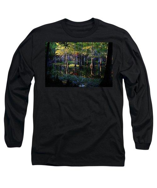 Kaleidoscope Light Long Sleeve T-Shirt