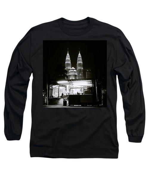 Kampung Baru Night Long Sleeve T-Shirt