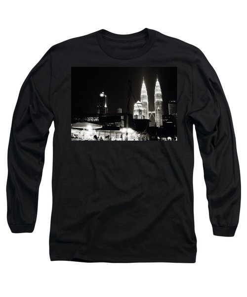 Kampung Baru Long Sleeve T-Shirt