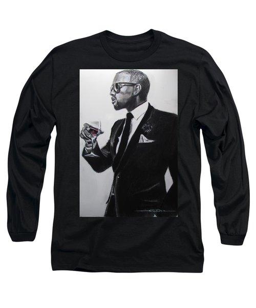 Kanye West - Maga Hat Long Sleeve T-Shirt