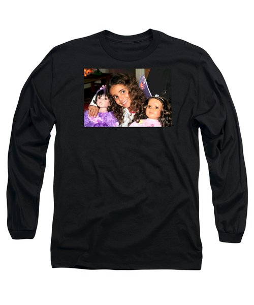 Karla's Dolls Long Sleeve T-Shirt by The Art of Alice Terrill