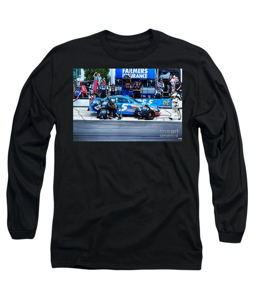 Kasey Kahne's Last Stop Before Victory Long Sleeve T-Shirt