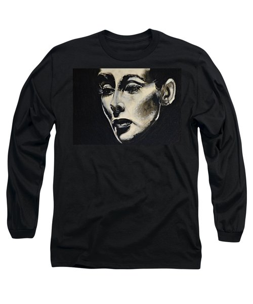 Katherine Long Sleeve T-Shirt by Sandro Ramani