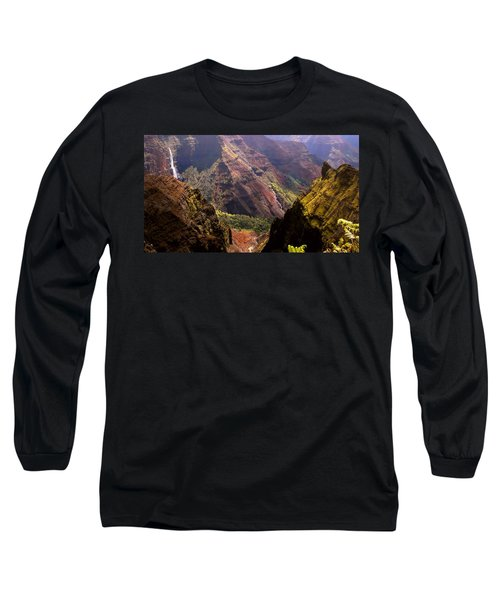 Kauai Colors Long Sleeve T-Shirt