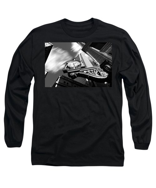 Kaufmann's Clock Long Sleeve T-Shirt