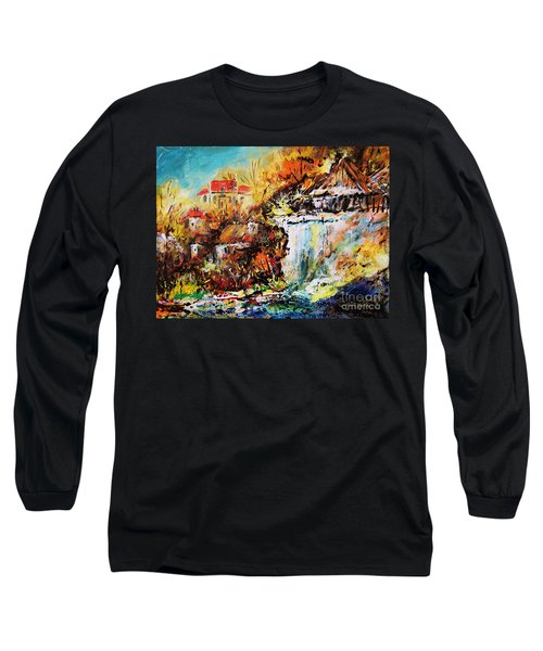 Kazimierz Nad Wisla  Long Sleeve T-Shirt