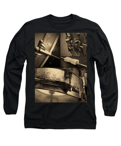 Keeping Time Long Sleeve T-Shirt