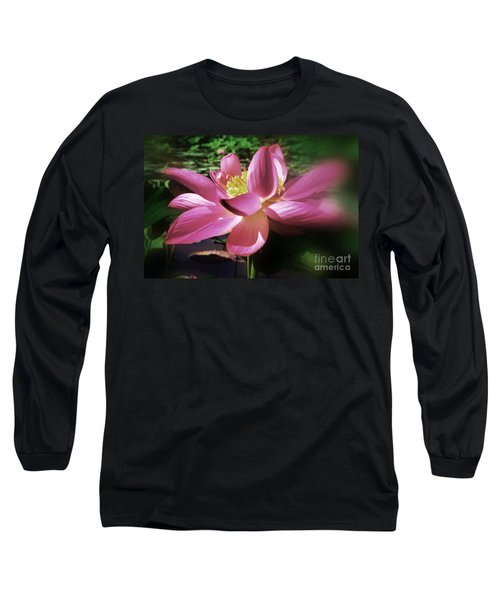 Long Sleeve T-Shirt featuring the photograph Kenilworth Garden Three by John S