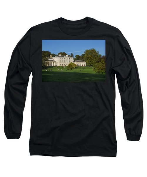 Kenwood House Hamstead Heathouse Long Sleeve T-Shirt