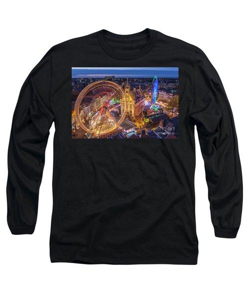 Kermis In Gouda Long Sleeve T-Shirt