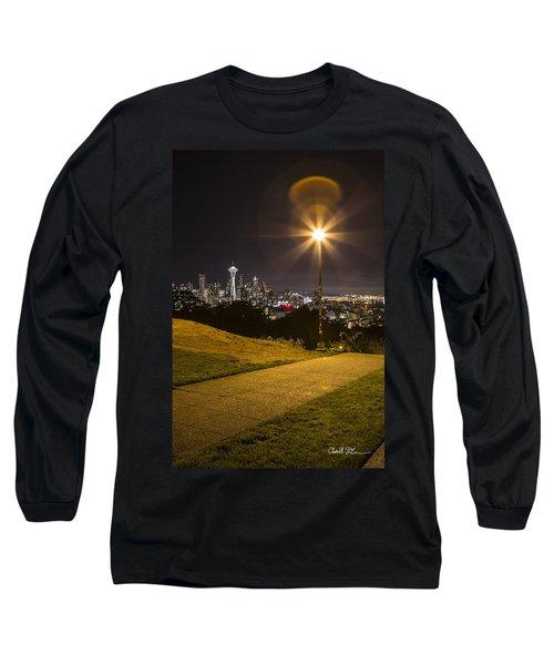 Kerry Park Seattle Long Sleeve T-Shirt