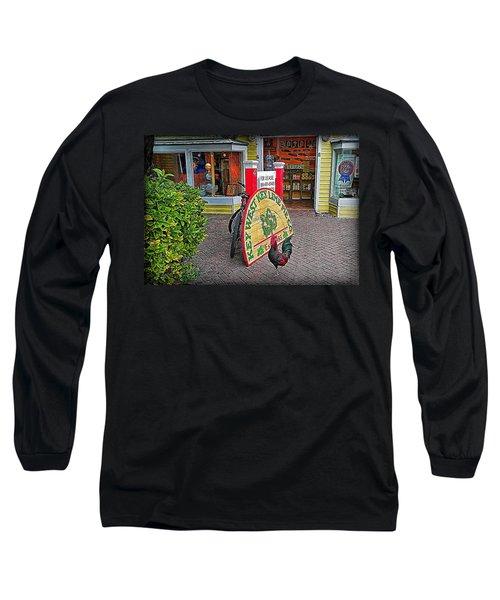 Key Lime Pie Co. Long Sleeve T-Shirt