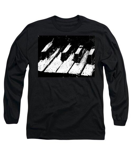 Keys Of Life Long Sleeve T-Shirt