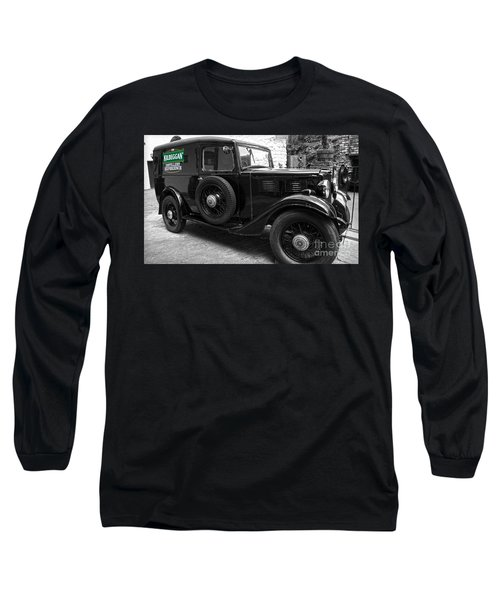 Kilbeggan Distillery's Old Car Long Sleeve T-Shirt