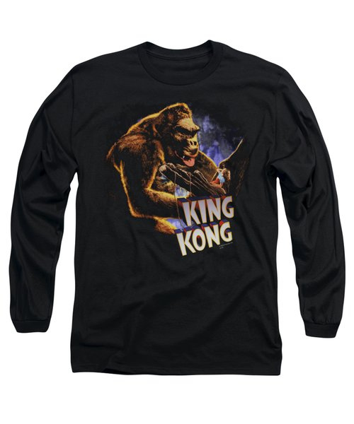 King Kong - Kong And Ann Long Sleeve T-Shirt by Brand A