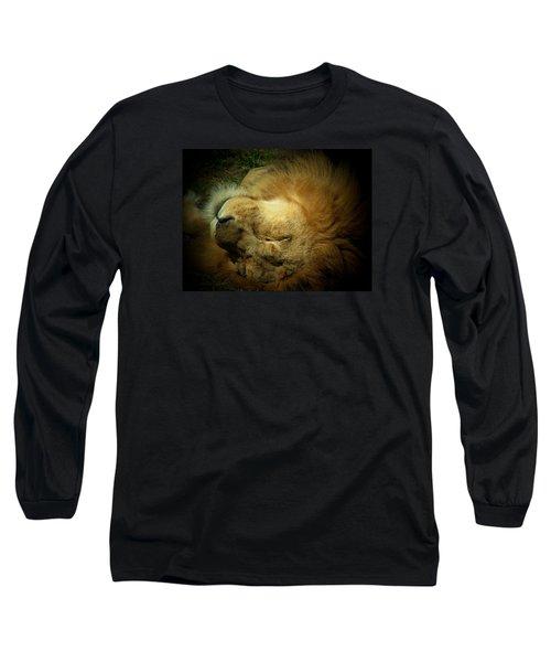 King Of Peace,lion Long Sleeve T-Shirt