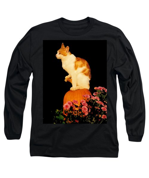 King Of The Pumpkin Long Sleeve T-Shirt