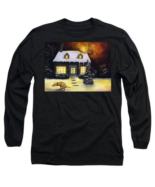 Kinkade's Worst Nightmare Long Sleeve T-Shirt