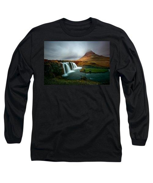 Kirkjufell Long Sleeve T-Shirt