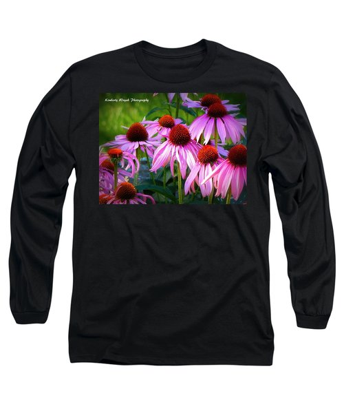 Kissed By Sunlight Long Sleeve T-Shirt