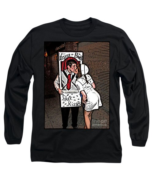 Kissing Long Sleeve T-Shirt