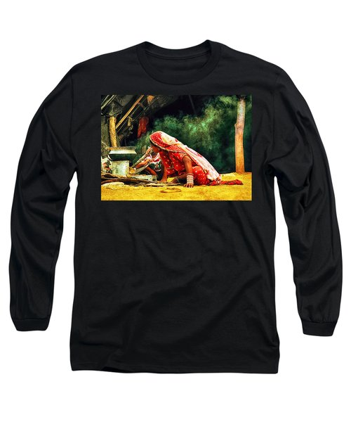Kitchens Of India Long Sleeve T-Shirt