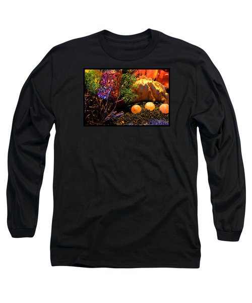 Kiva Mountain Eco Medicinals Long Sleeve T-Shirt by Susanne Still