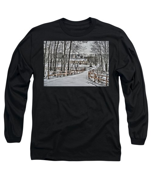 Long Sleeve T-Shirt featuring the photograph Kloster St. Anna  by Gabriella Weninger - David