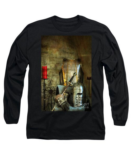 Knight - A Warriors Tribute  Long Sleeve T-Shirt