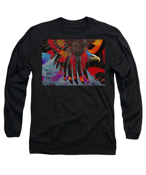 Knight Of The Sky Long Sleeve T-Shirt