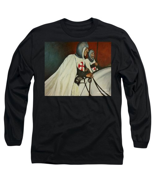 Knights Of Tomar Long Sleeve T-Shirt