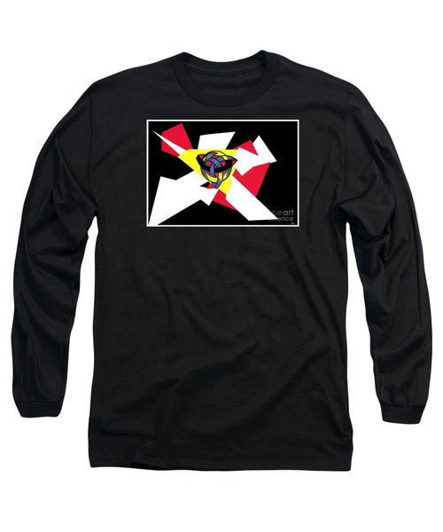 Knotted World Long Sleeve T-Shirt